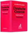 Deutsche Gesetze. Ergänzungsband
