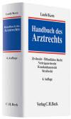 Handbuch des Arztrechts. mit CD-ROM