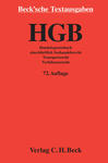 Handelsgesetzbuch. HGB
