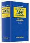 Beck'scher AEG-Kommentar
