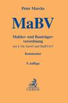Makler- und Bauträgerverordnung. MaBV