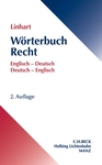 Wörterbuch Recht = Dictionary of law. English-German, German-English