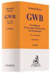 Kartellgesetz. GWB