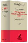 Gesetz gegen den unlauteren Wettbewerb. UWG