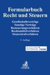 Formularbuch Recht und Steuern. mit Online-Zugang