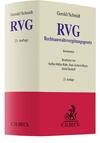 Rechtsanwaltsvergütungsgesetz. RVG