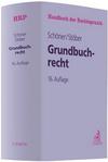 Handbuch der Rechtspraxis. Band 4: Grundbuchrecht
