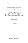 Die Verfassung des Freistaates Bayern