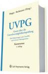 Gesetz über die Umweltverträglichkeitsprüfung. UVPG