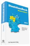 BRD Staatshandbuch Ausgabe Niedersachsen. Ausgabe 2016. inkl. CD-ROM