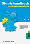 BRD Staatshandbuch Ausgabe Nordrhein-Westfalen 2018. mit CD-ROM
