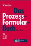 Das Prozessformularbuch. mit CD-ROM