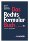 Das Rechtsformularbuch. mit CD-ROM