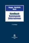 Handbuch Kommunale Unternehmen