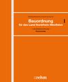 Bauordnungsrecht für das Land Nordrhein-Westfalen - Landesbauordnung