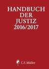 Handbuch der Justiz 2016 / 2017