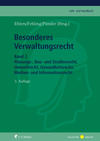 Besonderes Verwaltungsrecht. Band 2