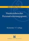 Niedersächsisches Personalvertretungsgesetz. NPersVG