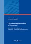 Die duale Rundfunkordnung in Deutschland