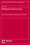 Biobank-Governance