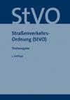 Straßenverkehrs-Ordnung. StVO
