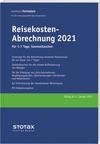 Reisekosten-Abrechnungen 2021. für 1-7 Tage. Sammeltaschen