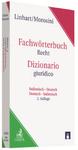 Wörterbuch Recht = Dizionario Giuridico