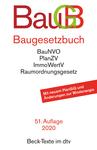 Baugesetzbuch. BauGB