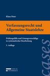 Verfassungsrecht und Allgemeine Staatslehre (Österreich)