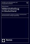 Völkerstrafvollzug in Deutschland